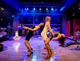 (After) Three Sisters, Tobacco Factory Bristol, 2**: Cormac Richards