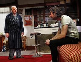 End of the Pier, Park Theatre London, 3***: William Russell