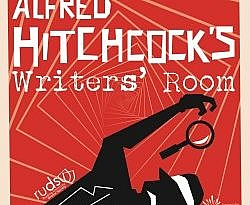 Alfred Hitchcock's Writing Room by Ades Singh & Cameron Gill, Bob Kayley Theatre, The Minghella Studios, University of Reading, 4****: Cormac Richards