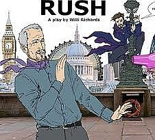 Rush, King's Head London, 3***: William Russell