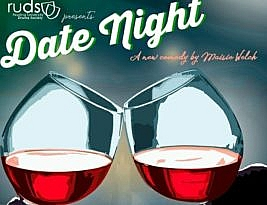 Date Night, Reading University, 5*****, Cormac Richards