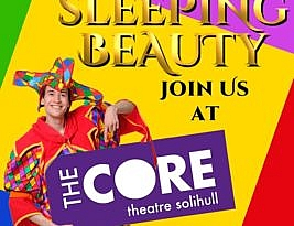 Sleeping Beauty, The Core Solihull, 4****, or, Hugo in Panto – Part 4: Rod Dungate