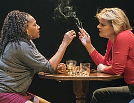 Sweat by Lynn Nottage, Donmar Warehouse, London 4**** William Russell