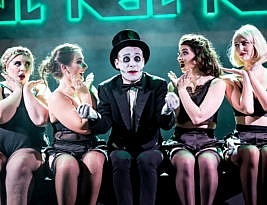 Cabaret, Trinity London, 3***: William Russell