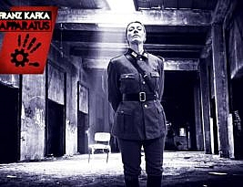 Franz Kafka – Apparatus by Ross Dinwiddy. White Bear Theatre, Kennington. 3*** William Russell