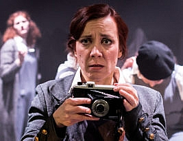 Female Firsts by Ross McGregor. Brockley Jack Studio London SE4 2DH 4**** William Russell