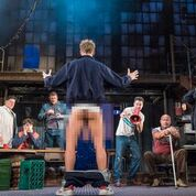 The Full Monty, Theatre Royal Nottingham, till 9 February, 4****: Alan Geary