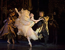 Beauty and the Beast – Birmingham Royal Ballet, Theatre Royal Plymouth, 4****, Cormac Richards
