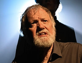 King Lear by William Shakespeare. The Brockley Jack Studio, London SE4. 3*** William Russell