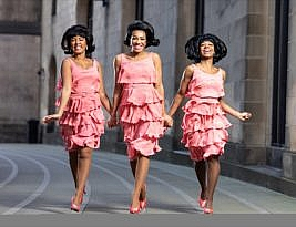 Motown – The Musical, Manchester and Touring, 4****; Graham Clark