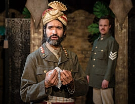 Othello by William Shakespeare. The Union, 229 Southwark Street, London SE1 4**** William Russell