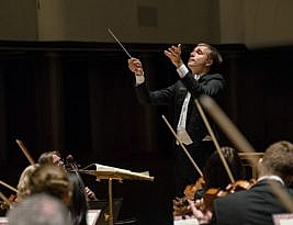 Oslo Philharmonic Orchestra, Royal Concert Hall, Nottingham, 4****: by William Ruff