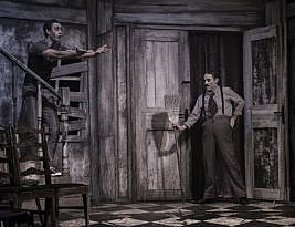 The Night of the Living Dead – Live. The Pleasance Theatre, North Road, London N7. 2**. William Russell