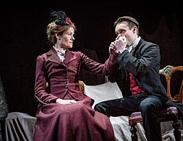 The Turn of the Screw adapted by Tim Luscombe, Theatre Royal Nottingham, till 13 April (touring), 3***: Alan Geary
