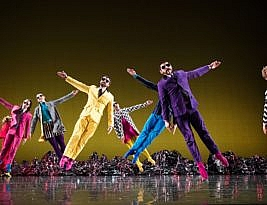 Pepperland, Theatre Royal Plymouth, 4****, Cormac Richards