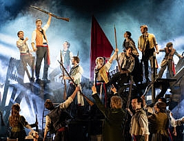 Les Miserables, Theatre Royal Plymouth, 5*****, Cormac Richards
