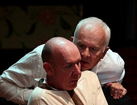 Mindgame by Anthony Horowitz, Theatre Royal Nottingham, till 15 June (touring), 4****: Alan Geary