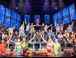 Kinky Boots, Theatre Royal Plymouth, to 20 July and touring. 5*****, Cormac Richards