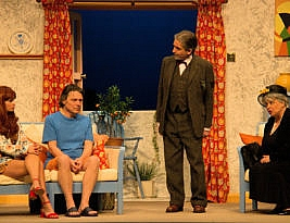 Anybody for Murder by Brian Clemens and Dennis Spooner, Theatre Royal Nottingham, till 17 August, 4****: Alan Geary