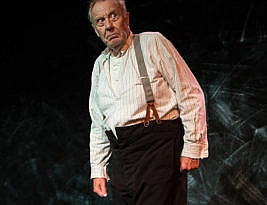 Shackleton's Carpenter by Gail Louw. Jermyn Street Theatre, London SW1 to 17 August & then on tour. 4****. William Russell.
