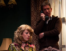 Murder With Love by Francis Durbridge, Theatre Royal Nottingham, till 10 August, 4****: Alan Geary