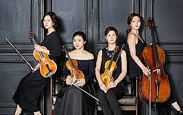 Esmé Quartet, Lakeside Nottingham, 5*****: by William Ruff
