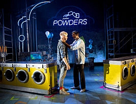 My Beautiful Laundrette, Hanif Kureishi; Birmingham REP to 9 November 2019  & tour; 3***: Dan Auluk