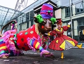There is nothing like a dame. The famous Bullring Bull gets in on the act.  Short Feature from Rod Dungate