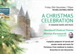 Southwell Festival Voices, Southwell Minster, 5*****: by William Ruff