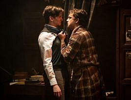 Tom Brown's School Days by Thomas Hughes updated by Phil Willmott. The Union theatre, Southwark, London    to 2 February 2020. 3***. William Russell.