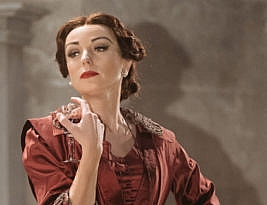 My Cousin Rachel by Daphne Du  Maurier adapted by Joseph O'Connor. Richmond Theatre, London TW9 to 8 February 2020. 2**. William Russell.