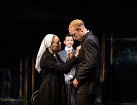 Measure For Measure by William Shakespeare, Theatre Royal Plymouth till 22 February 2020 and Tour till 4 April, 5*****, Cormac Richards