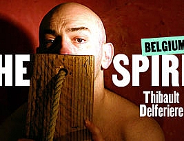 The Spirit by Thibault Delférière, Battersea Arts Centre, London to 14th March 2020 4**** Mark Courtice