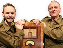 Dad's Army Radio Show – on tour to 19 June 2020.  4****. William Russell