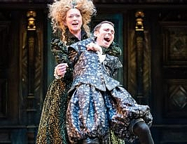 The Taming of the Shrew by William Shakespeare: Theatre Royal Nottingham: till 7/3/20 & tour: 4****. Alan Geary