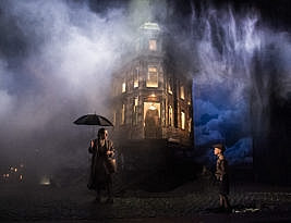 An Inspector Calls by J.B. Priestley, Theatre Royal Plymouth till 7 March 2020 and Tour till 23 May 2020, 4****, Cormac Richards
