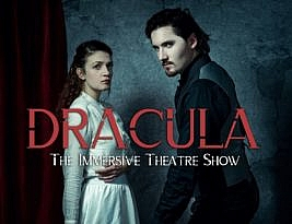 April 10 – Philosophy Tube 8pm – Immersive Dracula – William Russell