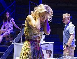 A Streetcar Named Desire by Tennessee Williams. On line until 27 May. Young Vic production in National Theatre Live. . 3***. William Russell.