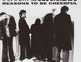 Reasons to be Cheerful by Paul Sirett, music by Ian Drury & The Blockheads. Diary Date.