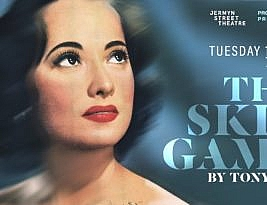 The Skin Game by Tony Cox. A rehearsed reading Jermyn Street Theatre on You Tube. 4****. William Russell