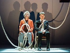 A Monster Calls  by Patrick Ness, Old Vic on line to 11 June 2020. 5*****. William Russell.