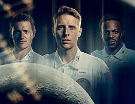 Apollo 13 – The Dark Side of the Moon by Torbin Betts. Original Theatre on line to 31 December 2020. 4****. William Russell.
