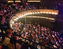 Nottingham Playhouse gets cash from the Culture Recovery Fund.