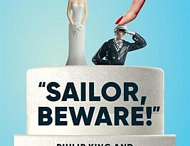 Sailor, Beware! by Philip King & Falkland Cary, Manor Pavilion – Sidmouth, 'til 18 September, 5*****, Cormac Richards